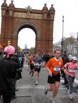 (Barcelona Marathon 2010)